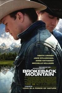 Caratula, cartel, poster o portada de Brokeback Mountain (En terreno vedado)
