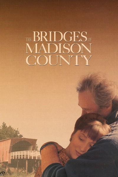 Caratula, cartel, poster o portada de Los puentes de Madison
