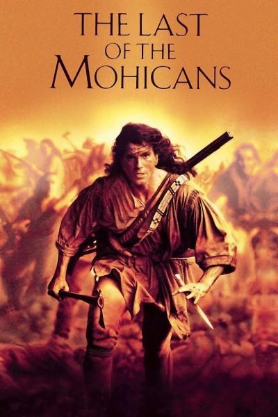 Caratula, cartel, poster o portada de El último mohicano