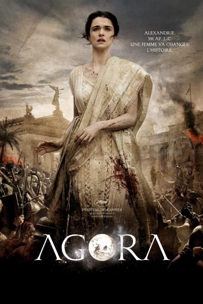 Caratula, cartel, poster o portada de Ágora