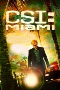 Caratula, cartel, poster o portada de CSI: Miami