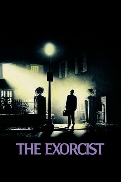 Caratula, cartel, poster o portada de El Exorcista