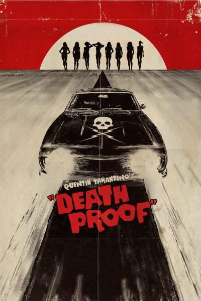 Caratula, cartel, poster o portada de Grindhouse (Death Proof)