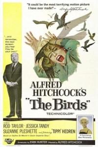 Caratula, cartel, poster o portada de Los pájaros
