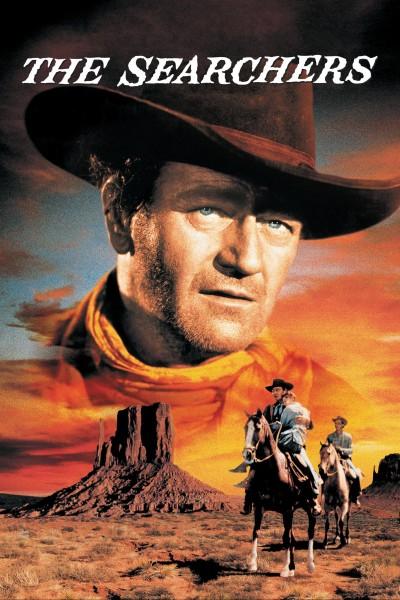 Caratula, cartel, poster o portada de Centauros del desierto