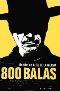 Caratula, cartel, poster o portada de 800 balas