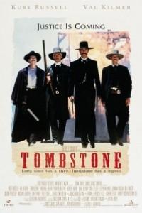 Caratula, cartel, poster o portada de Tombstone: La leyenda de Wyatt Earp