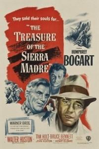 Caratula, cartel, poster o portada de El tesoro de Sierra Madre