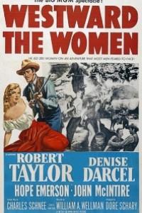 Caratula, cartel, poster o portada de Caravana de mujeres