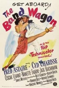 Caratula, cartel, poster o portada de Melodías de Broadway 1955