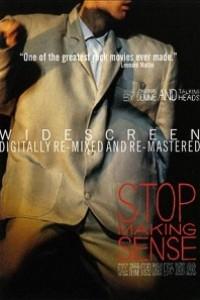 Caratula, cartel, poster o portada de Stop Making Sense