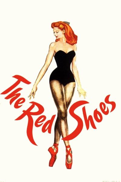Caratula, cartel, poster o portada de Las zapatillas rojas
