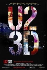 Caratula, cartel, poster o portada de U2 3D