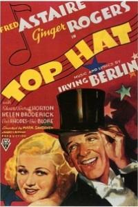Caratula, cartel, poster o portada de Sombrero de copa