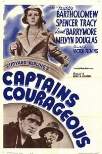Caratula, cartel, poster o portada de Capitanes intrépidos
