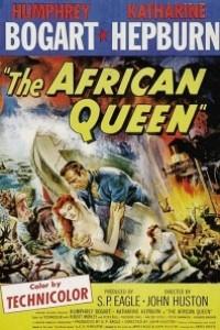 Caratula, cartel, poster o portada de La reina de África
