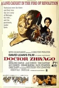 Caratula, cartel, poster o portada de Doctor Zhivago