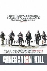 Caratula, cartel, poster o portada de Generation Kill