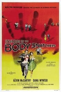 Caratula, cartel, poster o portada de La invasión de los ladrones de cuerpos