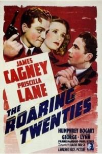Caratula, cartel, poster o portada de Los violentos años veinte