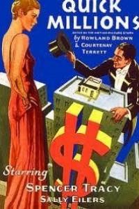 Caratula, cartel, poster o portada de Quick Millions
