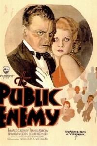 Caratula, cartel, poster o portada de El enemigo público