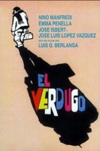 Caratula, cartel, poster o portada de El verdugo
