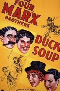 Caratula, cartel, poster o portada de Sopa de ganso