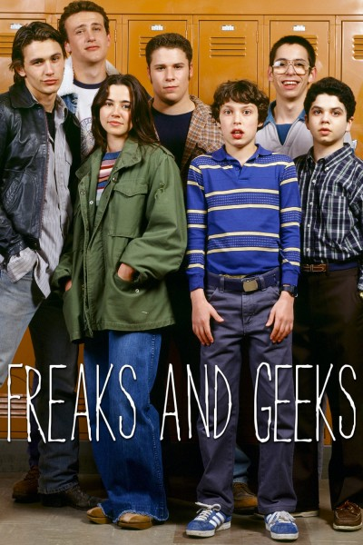 Caratula, cartel, poster o portada de Freaks and Geeks