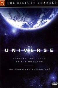 Caratula, cartel, poster o portada de El universo