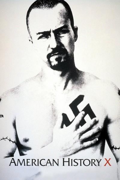 Caratula, cartel, poster o portada de American History X