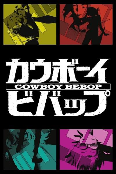 Caratula, cartel, poster o portada de Cowboy Bebop