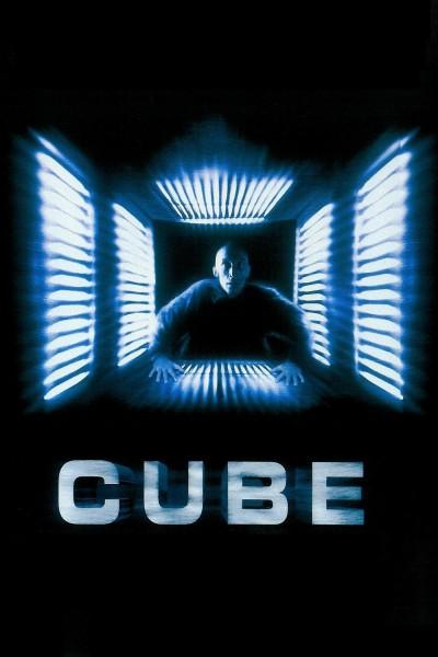 Caratula, cartel, poster o portada de Cube
