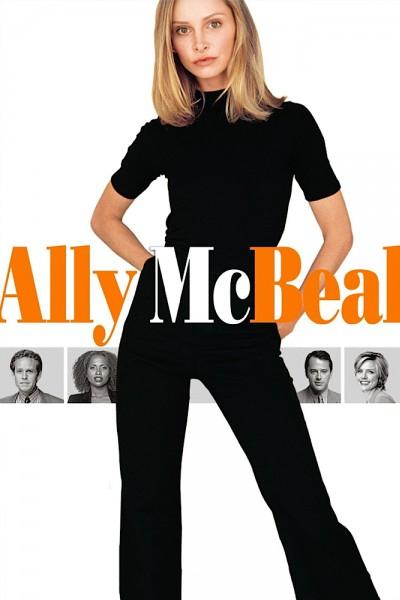 Caratula, cartel, poster o portada de Ally McBeal