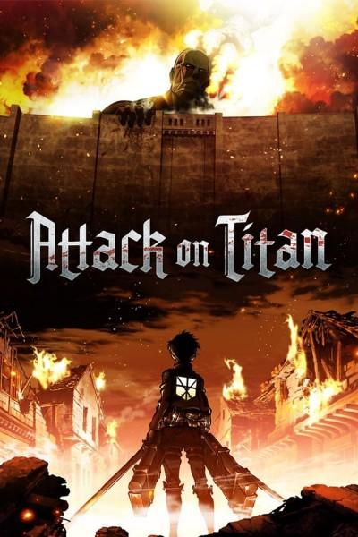 Caratula, cartel, poster o portada de Ataque a los Titanes