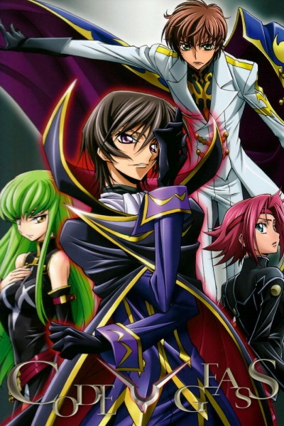Caratula, cartel, poster o portada de Code Geass: Lelouch of the Rebellion