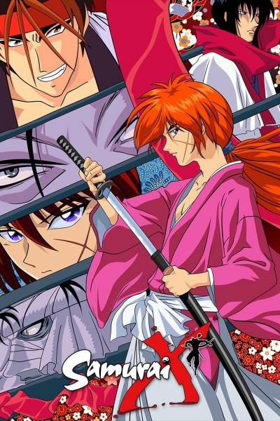 Caratula, cartel, poster o portada de Kenshin, El Guerrero Samurái
