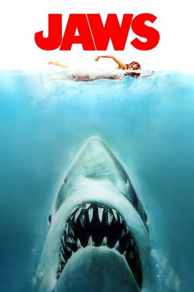 Caratula, cartel, poster o portada de Tiburón