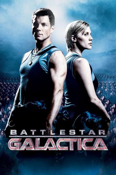 Caratula, cartel, poster o portada de Galáctica: Estrella de Combate