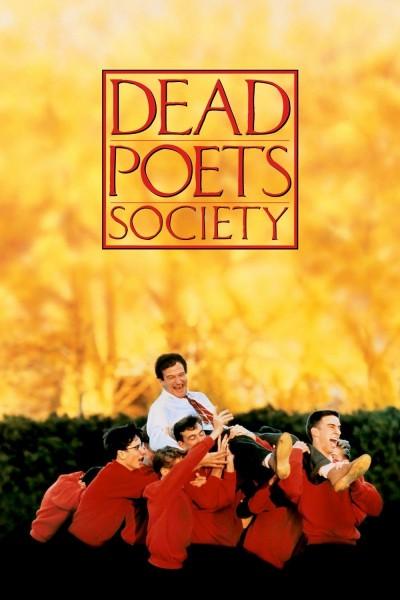 Caratula, cartel, poster o portada de El club de los poetas muertos
