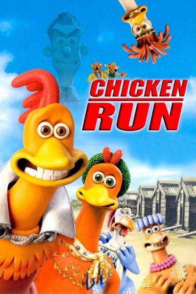Caratula, cartel, poster o portada de Chicken Run: Evasión en la granja