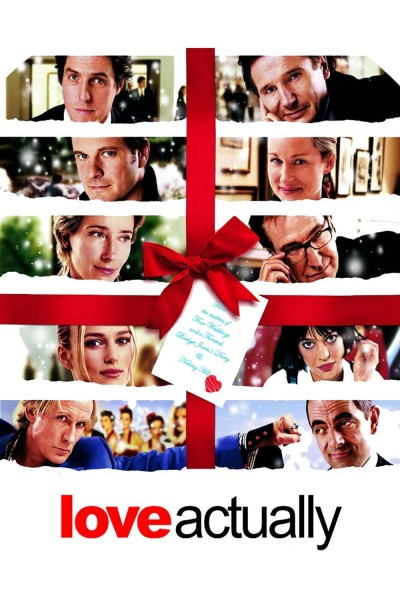 Caratula, cartel, poster o portada de Love Actually