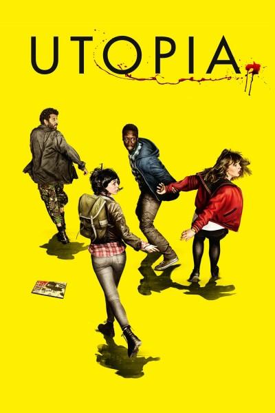 Caratula, cartel, poster o portada de Utopia