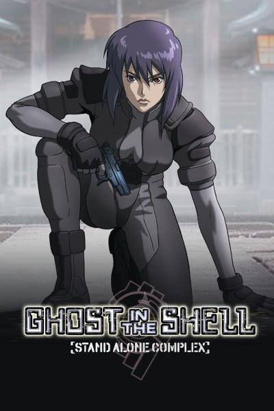 Caratula, cartel, poster o portada de Ghost in the Shell: Stand Alone Complex