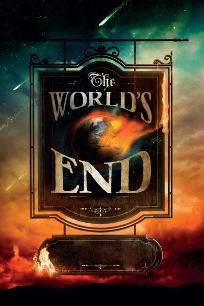 Caratula, cartel, poster o portada de Bienvenidos al fin del mundo