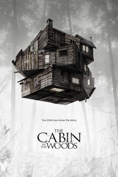 Caratula, cartel, poster o portada de La cabaña en el bosque