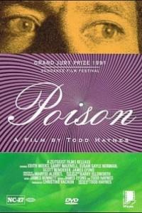 Caratula, cartel, poster o portada de Veneno (Poison)