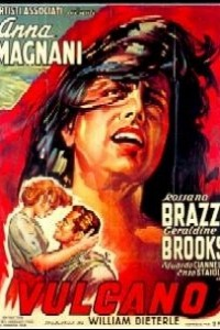 Caratula, cartel, poster o portada de Vulcano