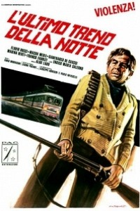 Caratula, cartel, poster o portada de Violación en el último tren de la noche