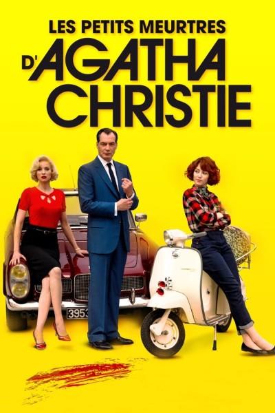 Caratula, cartel, poster o portada de Los pequeños asesinatos de Agatha Christie